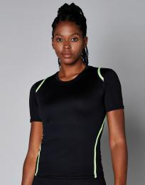 Dámské kontrastní trièko Cooltex® Regular fit  P/