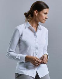 Dámská košile s dl.ruk. Tailored Coolmax®