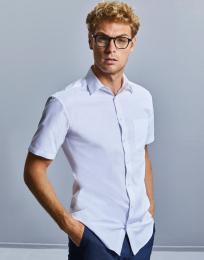 Pánská košile s kr.ruk. Tailored Coolmax®