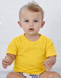 Baby Jersey triko s krátkým rukávem