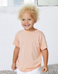 Toddler Triblend triko s krátkým rukávem