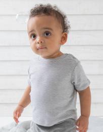 Baby pruhované trièko