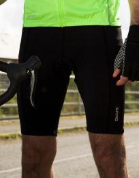 Polstrované cyklistické šortky