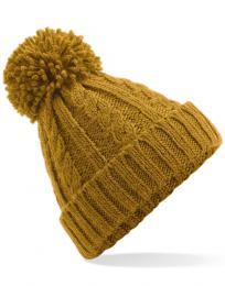 Èepice Cable Knit Melange Beanie