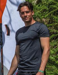 Fitness pánské Shiny Marl T-Shirt