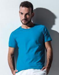 Wayne Pánské vypasované trièko Organic