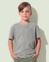 Dìtské trièko s kulatým výstøihem Classic Organic