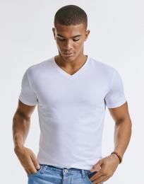 Pánské triko Pure Organic V-Neck