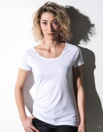 Emily raglánové trièko z bavlny/vizkózy