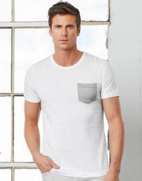 Pánské trièko jersey s kapsou