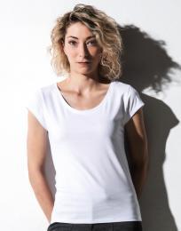 Helen Dámské trièko s extra krátkým rukávem