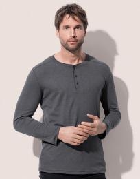 Pánské trièko Shawn s dlouhým rukávem