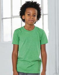 Youth Triblend Jersey triko s krátkým rukávem