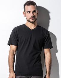 James Pánské trièko V-výsøih Organic