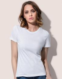 Dámské trièko s kulatým výstøihem Comfort-T