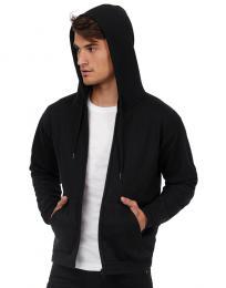 Mikina s kapucí a zipem Unisex ID.205 50/50