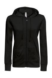 Mikina s kapucí a zipem Wonder/women