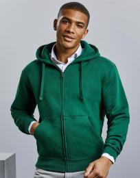 Mikina s kapucí na zip Authentic