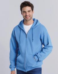 Mikina Heavyweight s kapucí a zipem