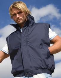 Polstrovaná vesta