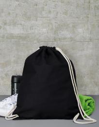 Bavlnìný zatahovací batoh