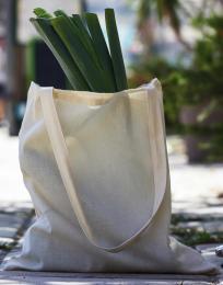 Organická bavlnìná taška Popular s dlouhým uchem