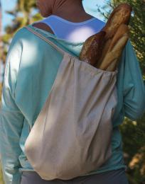 Organický bavlnìný zatahovací batoh