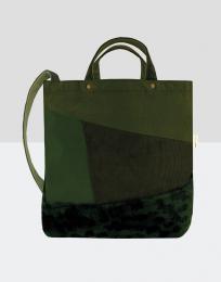 Ramenní taška Satomi Faux Fur