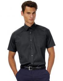 Pánská košile s krátkým rukávem Sharp SSL/men