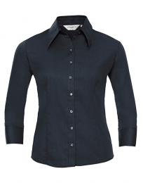 Dámská košile Tencel Fitted s 3/4 rukávy