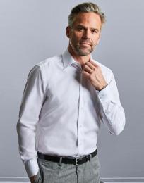 Vypasovaná košile Ultimate Non-iron s dlouhými ruk