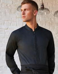Košile Mandarin Tailored fit  P/
