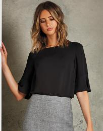 Top Regular Fit Fluted Sleeve