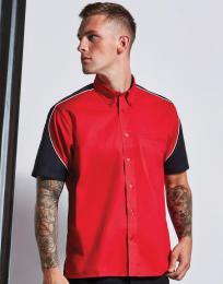 Košile Sebring Classic fit s kr. ruk.