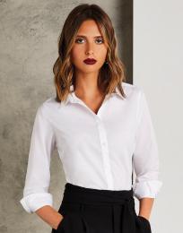 Dámská košile Poplin Tailored fit  P/