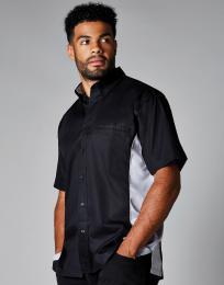 Košile Sportsman Classic fit s kr. ruk.