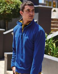 Fleece Micro Zip Neck