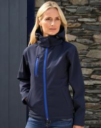 Dámská TX Performance Softshell bunda s kapucí
