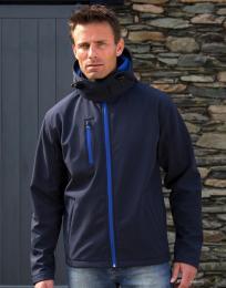 Pánská TX Performance Softshell bunda s kapucí