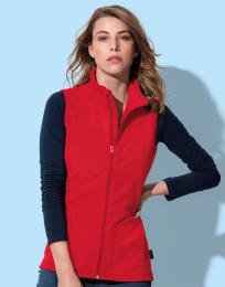 Dámská fleece vesta