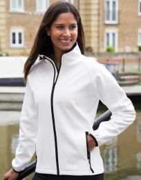 Potisknutelná Softshell bunda dámská