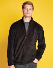 Fleece Classic s dlouhým zipem  P/