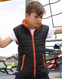 Junior - prošívaná vesta