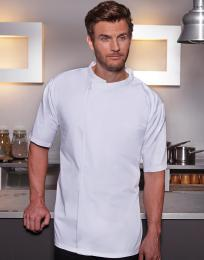 Chef s Shirt Basic Short Sleeve