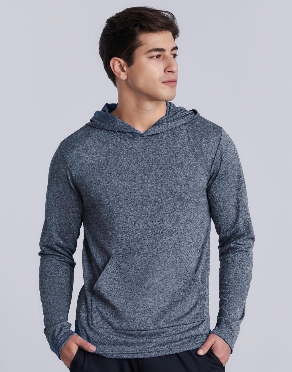 Performance® Adult Hooded T-Shirt - zvìtšit obrázek