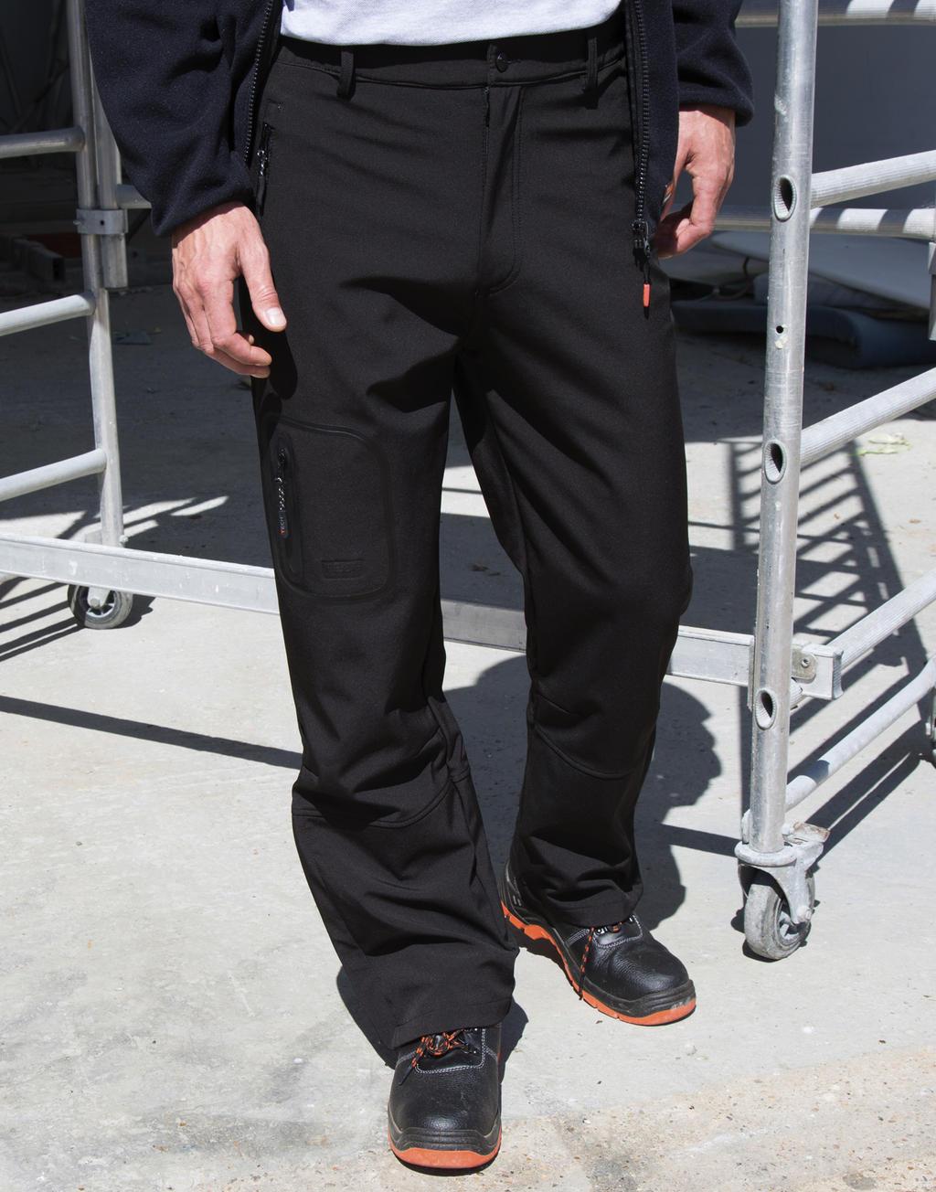 Kalhoty Performance Softshell - zvìtšit obrázek