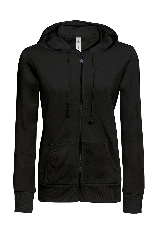 Mikina s kapucí a zipem Wonder/women - zvìtšit obrázek