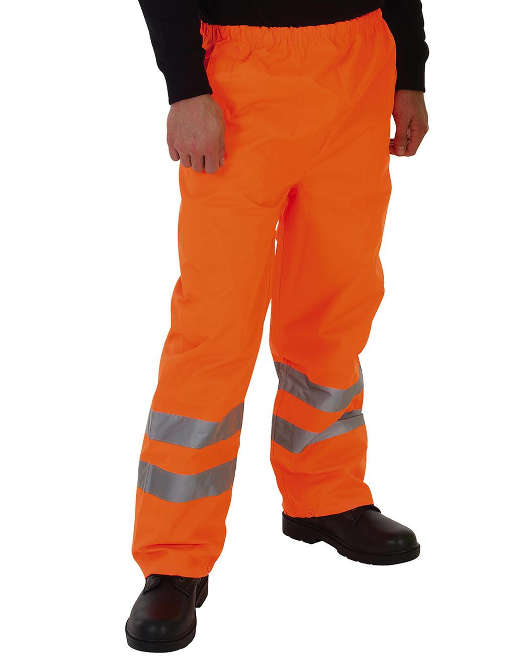 Ochranné kalhoty Fluo Orange - zvìtšit obrázek