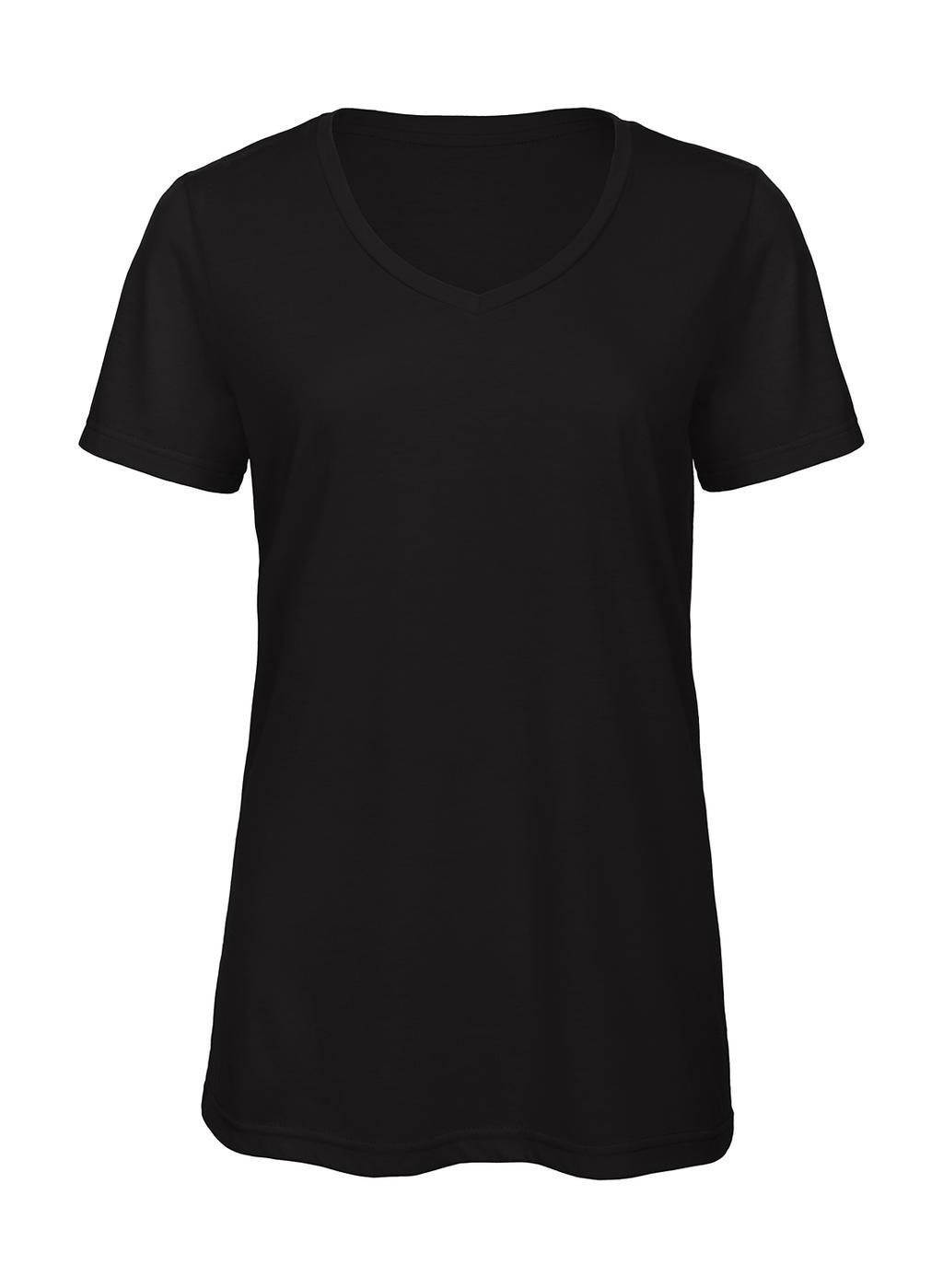 Dámské trièko s V výstøihem V Triblend/women - zvìtšit obrázek