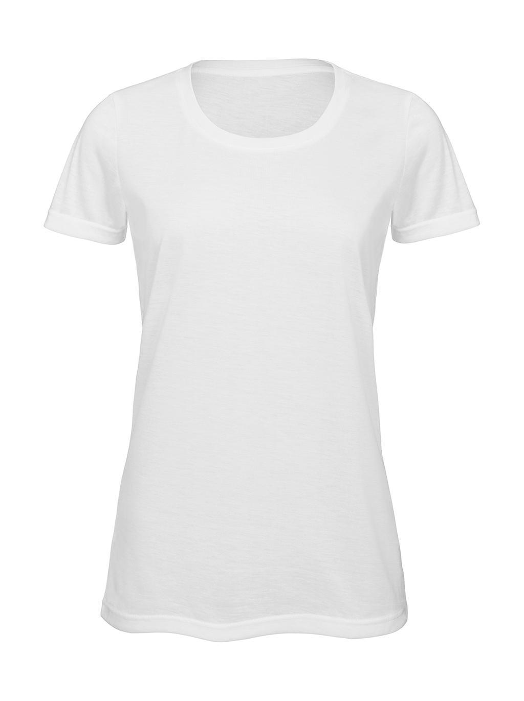 Dámské trièko vhodné pro sublimaci - zvìtšit obrázek